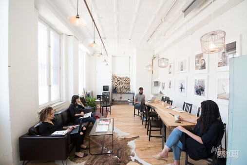 Connecting with Locale Workspace to learn more about their support for local creatives