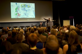 Planned & executed high-level panel at Global Landscapes Forum